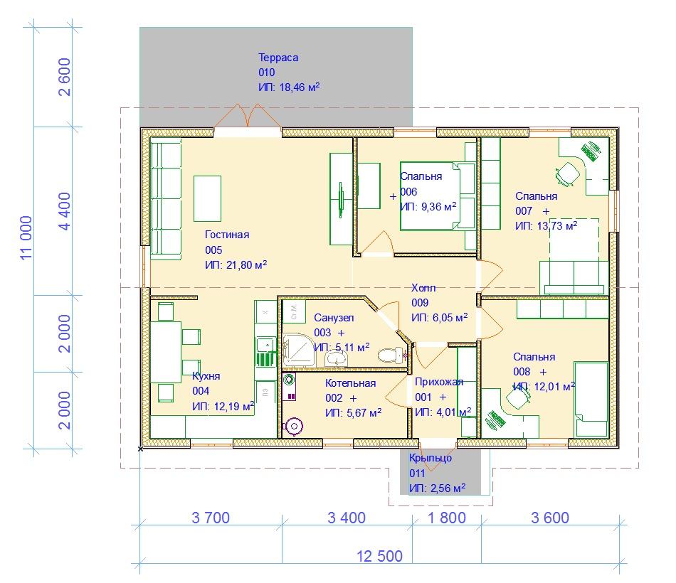 застенчивость прекрасных одноэтажное строительство проекты домов 9на12 схемы связи покупкой нового