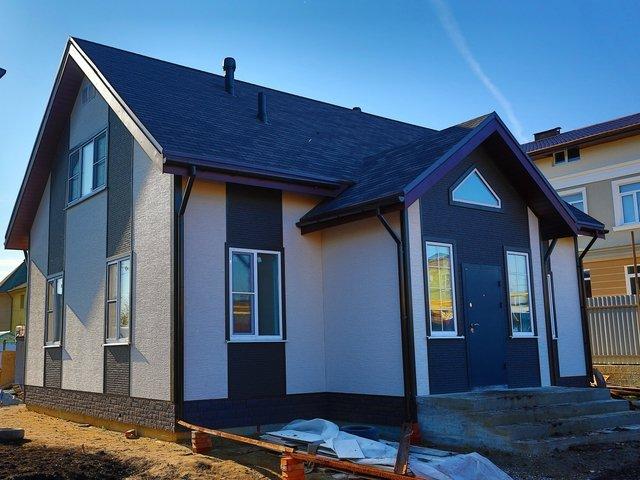 Финский дом Маритта для загородного отдыха и постоянного проживания