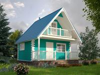 Строительство дачного дома по финской технологии