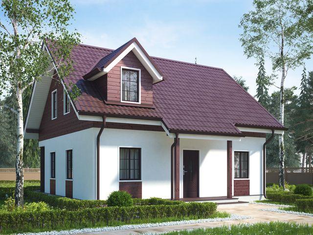 Дом из домокомплекта своими руками