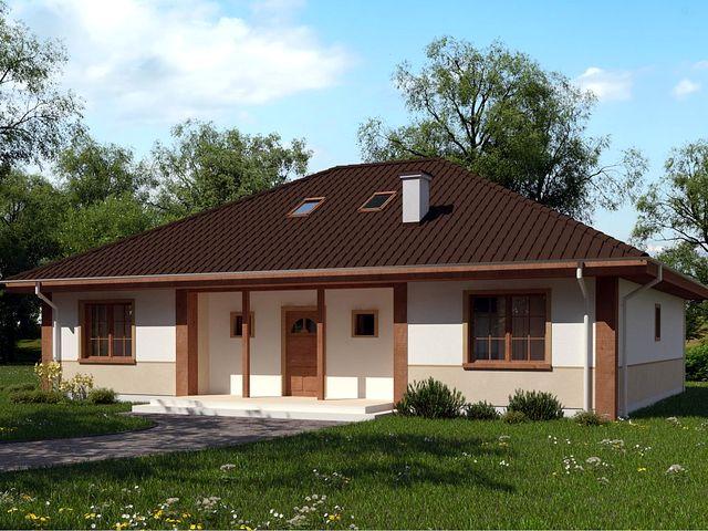 По какой технологии выгоднее построить такой дом?