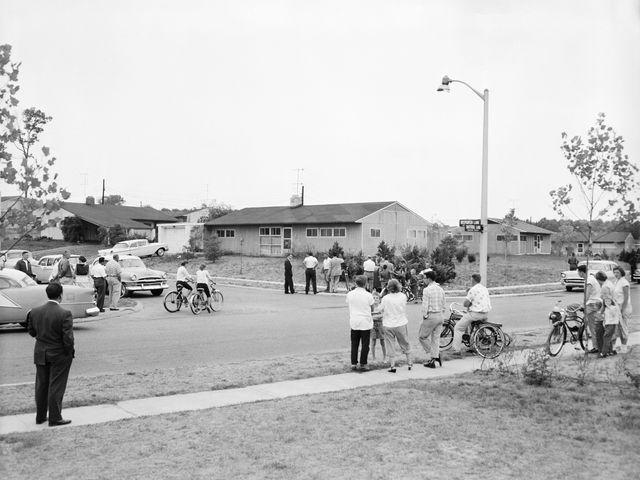 Улица Левитт-тауна