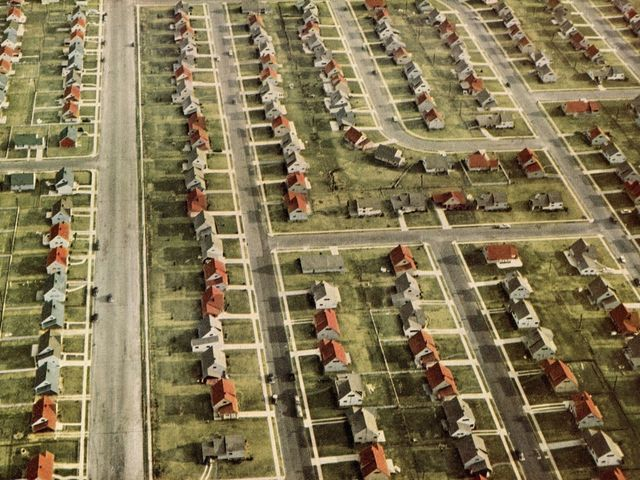 Левиттаун: каркасные «хрущёвки» по американски