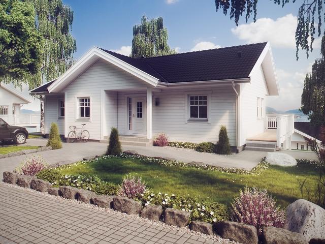 Дешевые дома в финляндии дубай забил сарай